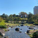 臨江閣日本庭園